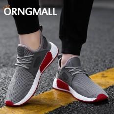 ORNGMALL Sneakers Pria Casual Breathable Menjalankan Sepatu Jogging Sneakers Sepatu Olahraga Untuk Pria Sepatu Pria Sepatu Mode