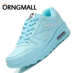 ORNGMALL Women s Girls Kasual Sepatu Olahraga Jogging Sneakers Bernapas  Luar Ruangan Sepatu Berjalan Menjalankan Sepatu Sepatu 7b2d4a52f9