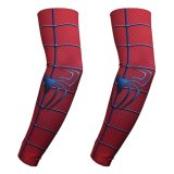 Beli Ortler Manset Tangan 1610003 Arm Sleeves Red Spider Multi Colou Pake Kartu Kredit