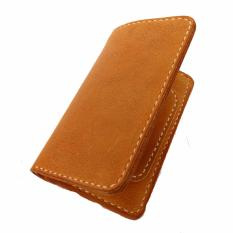 Toko Osberg Milled Medium Wallet Dompet Pria Light Brown Dekat Sini