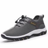 Beli Outdoor Mountaineering Sepatu Sepatu Pria Eu38 44 Grey Intl Oem Online