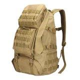 Outdoor Olahraga Tas Army Kamuflase Peralatan Ransel Taktis Kapasitas Besar Traveler Travel Backpack Pabrik Rumah Direct Marketing Intl Original