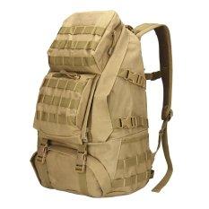 Review Outdoor Olahraga Tas Army Kamuflase Peralatan Ransel Taktis Kapasitas Besar Traveler Travel Backpack Pabrik Rumah Direct Marketing Intl Terbaru