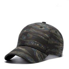 Outdoor Olahraga Kualitas Hip Hop Topi Musim Semi Musim Panas Pria Topi  Bisbol Kamuflase Topi Tulang c56a0b4b99