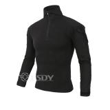 Harga Outdoor Taktis T Shirt Pria Army T Shirt Militer T Shirt Kering Sport Tee Shirts Tap Original