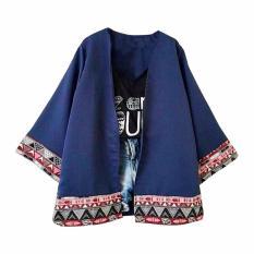 Outer Atasan Baju Atasan Baju Muslim Busana Muslim Blouse Hijab Jilbab Gamis Tunik Busan Wanita Long Vest Voat Cardigan
