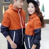 Beli Outlet Jaket Pria Pakaian Pelindung Sinar Matahari Orange Intl Oem Online