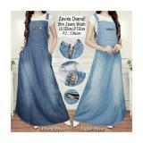 Perbandingan Harga Overall Dress Jeans Jumbo Zoya Biru Tua Di Banten