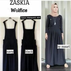 Harga Hemat Overall Zaskia Warepack Skirt Atasan Tunik Blouse