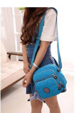 Diskon Oxford Nilon Tahan Air Tas Bahu Messenger Bag Wild Temperamen Biru Not Specified Di Tiongkok
