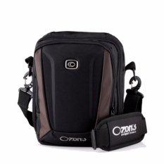 Toko Jual Ozone Netbook Tablet 10 Inch Tas Laptop Selempang 722 Coklat