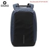 Harga Ozuko Tahan Air Oxford Pria Usaha Backpack Eksternal Usb Pengisian 15 6 Inci Ransel Laptop Fungsional Kasual Anti Pencurian Komputer Travel Bag Tas Sekolah Kecil Biru Intl Lengkap