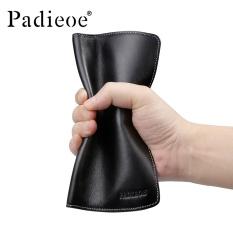 Harga Padieoe Berkualitas Tinggi Pria Dompet Kulit Asli Dompet Panjang Fashion Bisnis Slim Pria Pemegang Kartu Hitam 7 4 Inci Intl Dan Spesifikasinya
