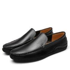 Jual Paier 2017 Baru Fashion Trend Pria Loafers Sepatu Kanvas Sepatu Piring Sepatu Pria Versi Korea Musim Panas Outdoor Sepatu Kasual Tide Sepatu Lounger Mengemudi Sepatu Sepatu Kasual Hitam Internasional Online