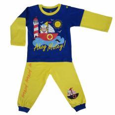 Jual Beli Online Pajamas For Kids Monkey S Boat Dessan