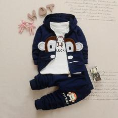 Beli Pakaian Anak Laki Laki Fashionable Stelan Babymilo Lengkap