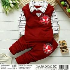Pakaian Anak Laki Laki Fashionable - Stelan Musto