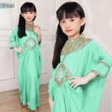 Diskon Pakaian Anak Perempuan Fashionable Katfan Cleo Kid