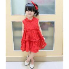 Pakaian Anak Perempuan -Merlyn Brukat Kid