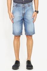 Pakaian Celana Pendek Chino Pria EMBA JEANS SHORTS PANTS SANDERS HS MEDIUM Diskon discount murah bazaar baju celana fashion brand branded