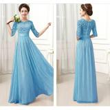 Review Pakaian Fashionable Dress Wanita Long Dress Angelia