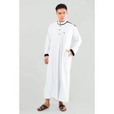 Pakaian Gamis / Muslim Pria Jubah Samha AL-ISRA Okechuku PROMO TERLARIS