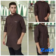 Pakaian Muslim Pria - Baju Gamis Pria - Kurta Pakistan Zaid 002