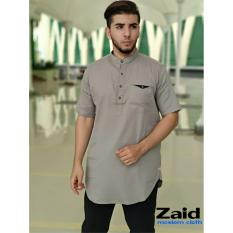 Pakaian Muslim Pria  - Baju Gamis Pria - Kurta Pakistan Zaid 113