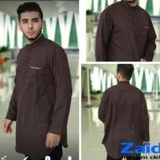 Spesifikasi Pakaian Muslim Pria Baju Gamis Pria Kurta Pakistan Zaid 128 Lengkap Dengan Harga