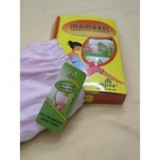 PAKET ISI 3 : CD celana dalam ibu hamil maternity pant mamabel - panty  (harga 3pcs)