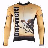 Spesifikasi Paladin Pria Musim Panas Bersepeda Jersey Panjang Sleeve Olahraga Pakaian Yg Baik