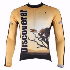 Beli Paladin Pria Musim Panas Bersepeda Jersey Panjang Sleeve Olahraga Pakaian Paladin Asli