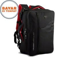 Beli Palazzo Backpack Tas Ransel Laptop 3In1 Multifungsi 34685 17 Black Original Palazzo Palazzo Dengan Harga Terjangkau