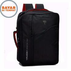 Jual Palazzo Tas Ransel 18 Inchi Triple Fungsi 34685 Nylon Original Black Online Jawa Barat