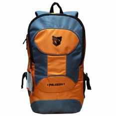 Harga Palazzo Tas Ransel Laptop Kasual 300093 Backpack Up To 15 Inch Bonus Bag Cover Orange Baru