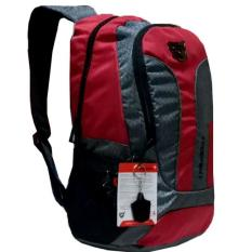 Palazzo Tas Ransel Laptop Kasual 35963 Backpack Up to 15 inch Bonus Bag  Cover - Maroon 33d2bd8188