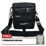 Spesifikasi Palazzo Tas Selempang 39285 10 Simple Original Black Raincover Yg Baik