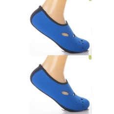 Jual Palight Pair 1 Air Kaus Kaki 3Mm Rendah Memotong Snorkelling Air Sepatu Yoga Latihan Socks Murah Di Tiongkok