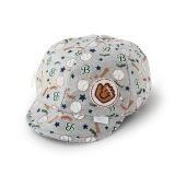 Harga Palight Bayi Anak Anak Lucu Topi Bisbol Topi Baret Abu Abu Intl Tiongkok