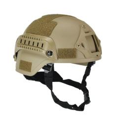 Jual Palight Olahraga Outdoor Mich 2000 Helm Tempur Kepala Protector Paintball Helm Gear Palight Online