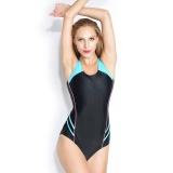 Review P Menyala Wanita Swimsuit One Piece Memotong Kembali Swimwear Monokini Beachwear Di Tiongkok