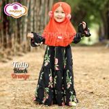 Harga Paling Lucu No Wa 081233176035 Gamis Syar I Anak Perempuan Murah Baju Muslim Anak Modern Warna Hitam Usia 1 6 Tahun Fairuz Hijab Jawa Timur