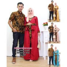 Paling Murah Batik couple azkana sogan