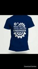 Paling Murah Paling Keren Kaos Distro   T Shirt   Baju   Oblong ENGINEER Berkualitas Berkualitas