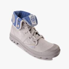 Harga Palladium Pallabrouse Men S Boots Shoes Abu Abu