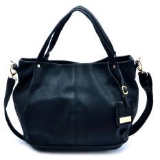 Harga Palomino Brigitte Handbag Black Asli Palomino