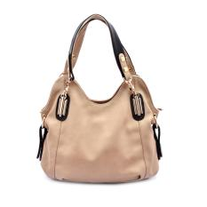 Palomino Elliana Shoulder Bag - Cream/Coklat Tua