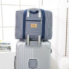 Panache Waterproof Travel Bag Medium Size / Tas Travel Lipat 2 Zipper - Rlmqdc