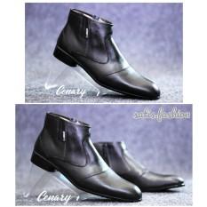 sandal sepatu sendal pantopel kulit formal resmi pantopel kantor dinas pria casual santaiIDR276000. Rp 280.000