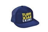 Harga Parkinson Turn Back Crime Mesh Trucker Sablon Navy Parkinson Terbaik